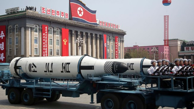 South Korea's Joint Chiefs of Staff says North Korea Fired Test Missile but Failed