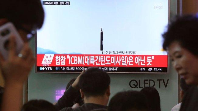 US Plans First Test of ICBM Intercept, With North Korea on Mind