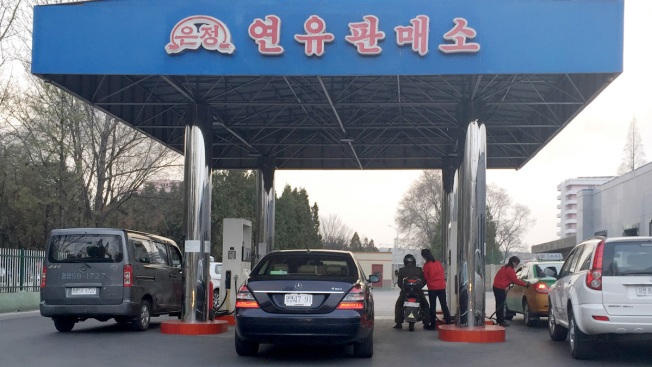 China Rumors Rife as Gas Restrictions in N. Korean Capital Drag On