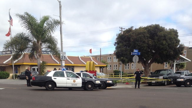 Officer Shoots Suspect in Pacific Beach