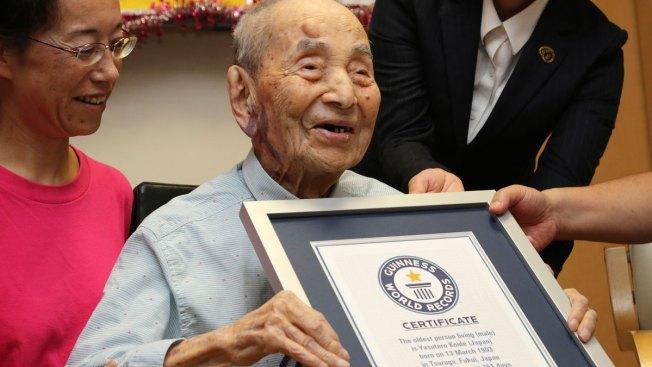 World's Oldest Man Dies at Age 112