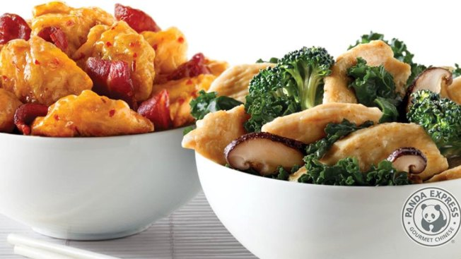 Orange Chicken with Bacon Added to Panda Express Menu