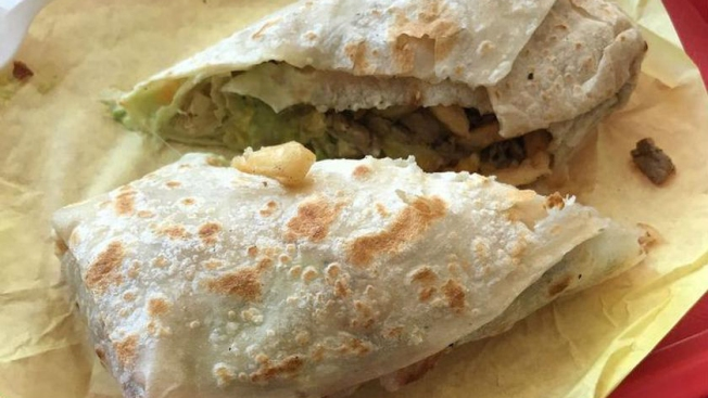 San Diego Boasts 7 Burritos in New National Ranking