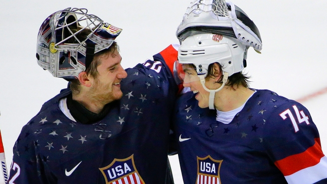 Olympic Hockey Hero T.J. Oshie: Shootout Specialist