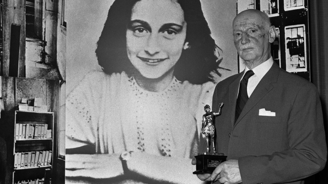 Anne Frank's Family Tried to Escape to US, Hit Roadblocks
