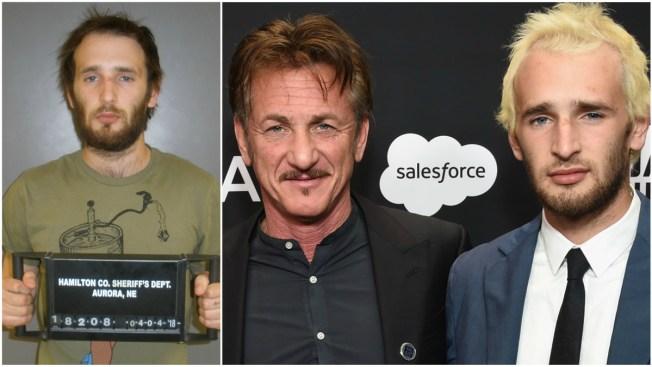 Hopper Penn, Son of Sean Penn, Robin Wright, Released From Nebraska Jail Following Drug Arrest