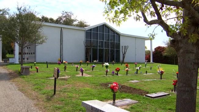 Body of Newborn Baby Girl Found Buried in Carrollton Cemetery Flower Pot