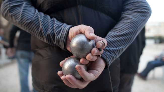 Unlikely Weapon: Petanque Balls Help Disarm Paris Attacker