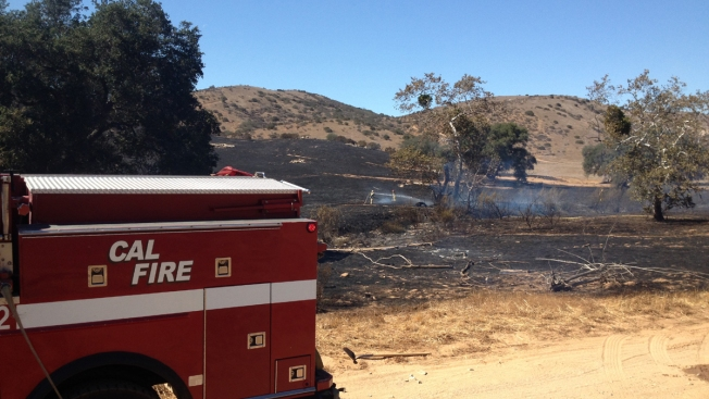 Crews Tackle Multiple Fires Across County