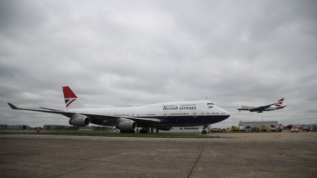 Mix-Up: British Airways Plane Lands in Scotland, Not Germany