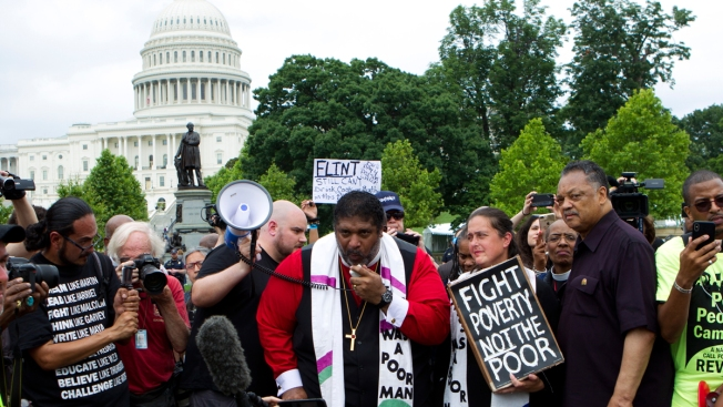 Poor People's Campaign to Hold Bus Tours of Poverty Areas Across US