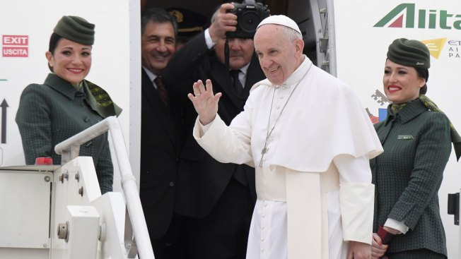 Pope Urges Egypt Imams to Teach and Preach Tolerance, Peace