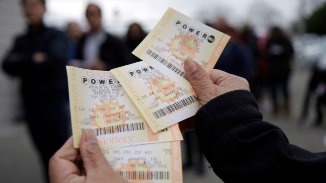 Vista Woman Claims $1M Powerball Prize