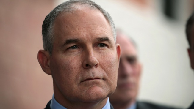 Ethics Lawyer Says He Didn't Have Facts About Pruitt Condo