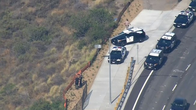 2 Lead CHP on Pursuit, Bail on Foot: CHP