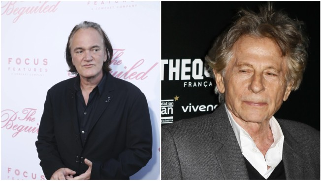 'She Wanted to Have It': 2003 Tarantino Interview Defending Roman Polanski for Having Sex with 13-Year-Old Surfaces