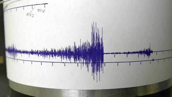Quake Shakes California-Mexico Border Region