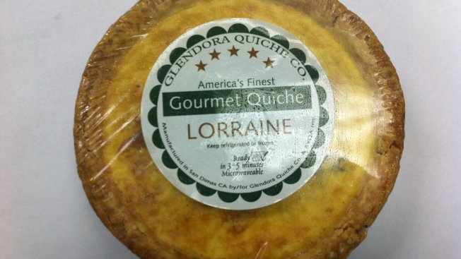 Quiche Recall For People With Soy Allergies