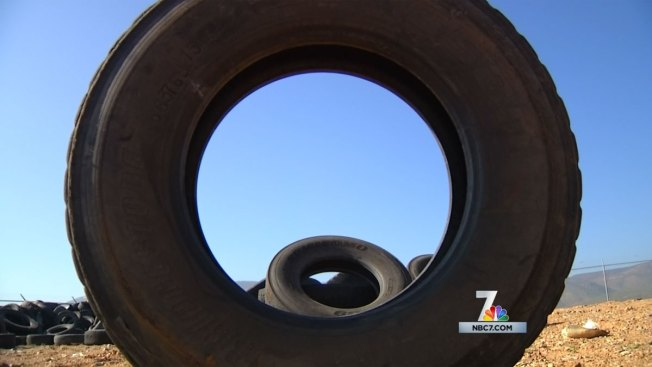 Money In California Tire Recycling Management Fund Isn T Used For
