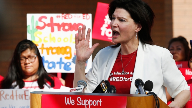 Hundreds of US Teacher Candidates Shake Up Midterm Elections