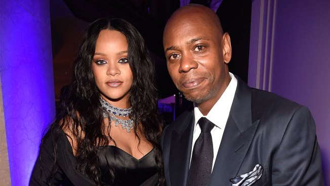 Rihanna, Dave Chappelle Team Up to Raise Money for Charity