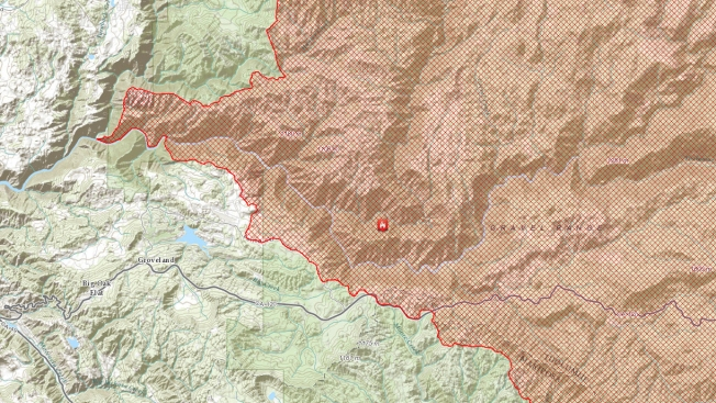 Rim Fire Near Yosemite Now 75 Percent Contained, Origin Pinpointed