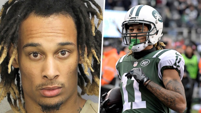 Robby Anderson charged with two felonies
