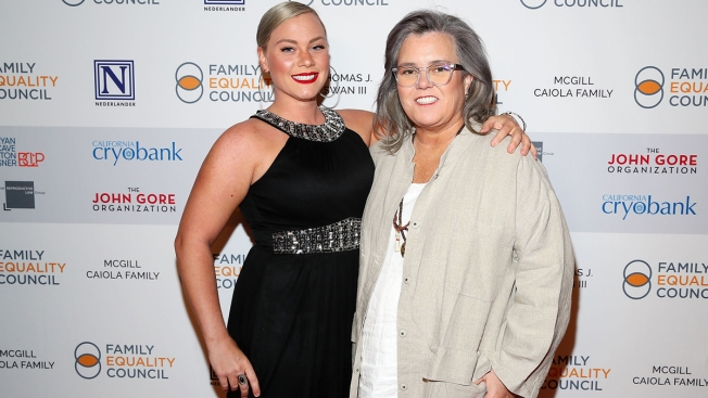Rosie O'Donnell Gets Engaged, Wedding to Be 'a Long Time in the Future'