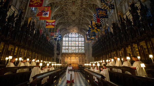 The Order of Service for the Royal Wedding