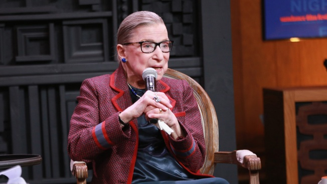 Supreme Court Justice Ruth Bader Ginsburg Shares Her #MeToo Moment
