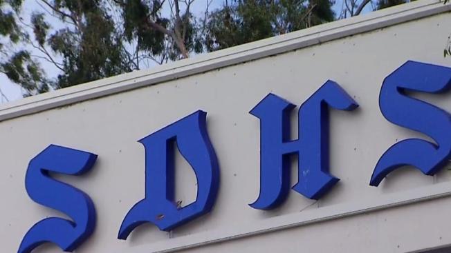 san Diego schools lock down