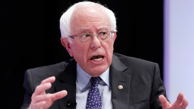 Slipping in Polls, Sanders Contrasts His Record With Biden's