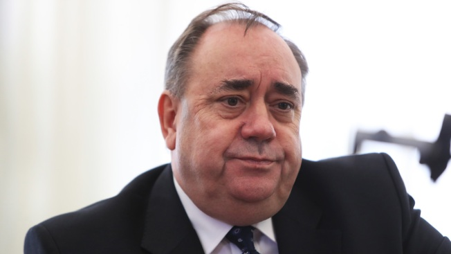 Former Scottish Leader Alex Salmond Charged With Attempted Rape