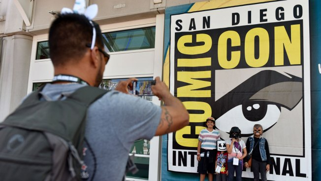 Fans to Descend on San Diego for 50th Comic-Con