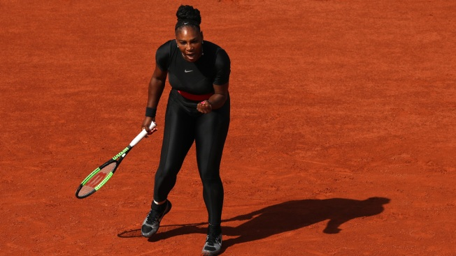 Serena Williams Wins First Grand Slam Since Baby