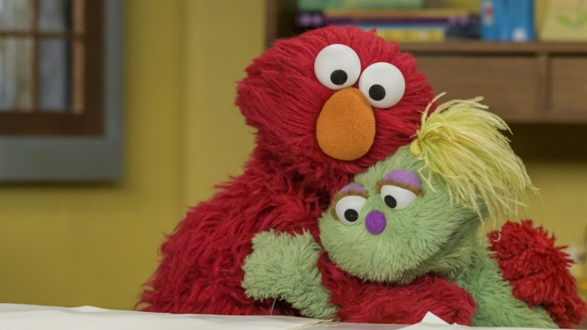 Sesame Street Introduces a New Muppet Who's in Foster Care — Meet Karli!