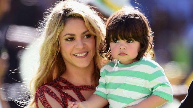 For Shakira, Music Takes Backseat to Motherhood