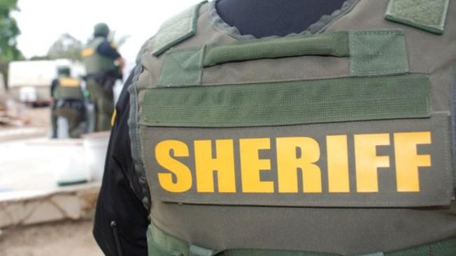 Standoff Suspect Armed With Pellet Gun: Deputies