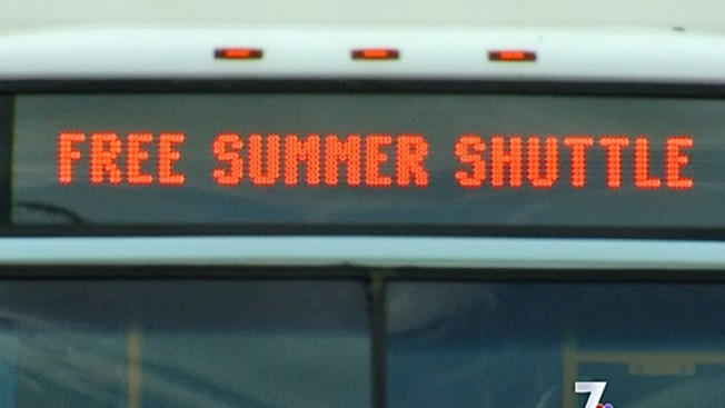 Coronado Expands Free Summer Shuttle Service
