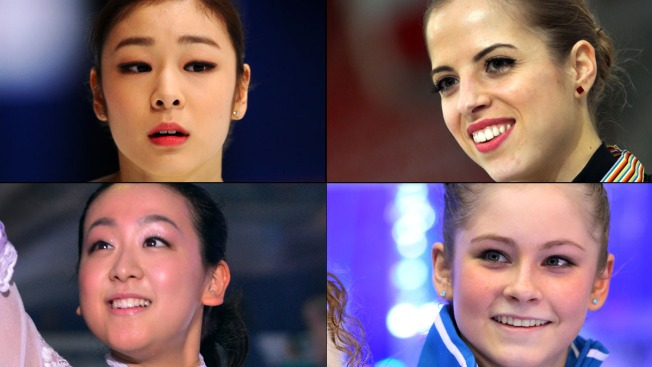 What You Need to Know About Team USA's Top Olympic Women's Figure Skating Rivals