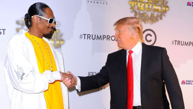 Snoop Dogg Stands Over 'Trump Body' on Album Cover
