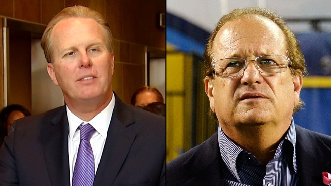 Stadium Scramble: Mayor on Spanos Call, Fabiani Future