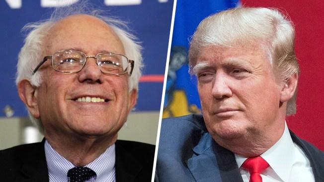 Trump vs. Sanders Debate? The Two Are Tossing Idea Around