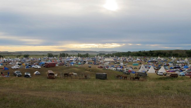Dakota Access: Standing Rock Chairman Says Army Corps to Close Camp Access