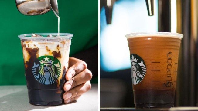 Starbucks Debuts 2 New Summer Coffee Drinks
