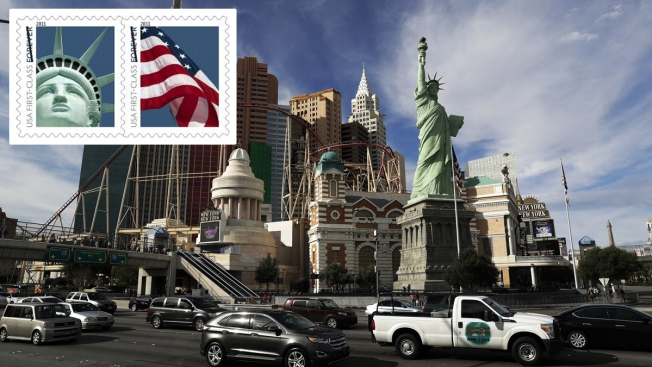 Wrong Statue of Liberty on Stamp to Cost US Postal Service $3.5M