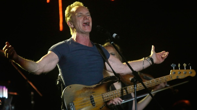 Sting to Give First Concert at Paris' Bataclan Since Attacks