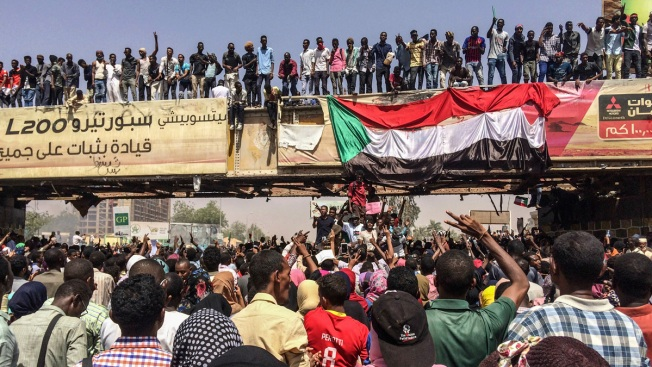 Sudan's Military Overthrows President Amid Bloody Protests