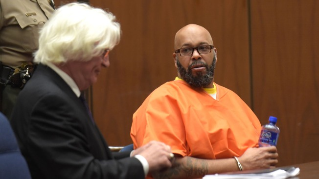 Judge Refuses to Lower Suge Knight's Bail in Murder Case