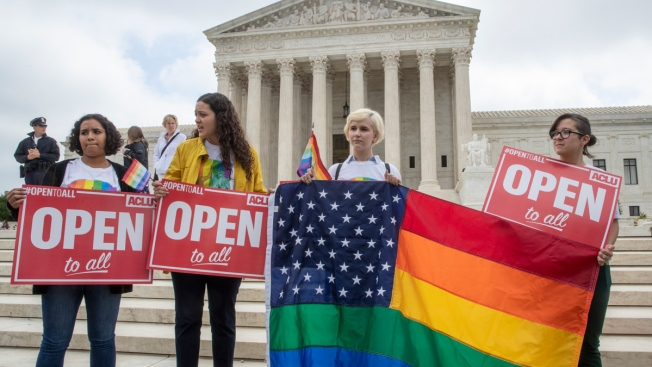 Justices Won't Hear Case of Anti-Gay Marriage Florist